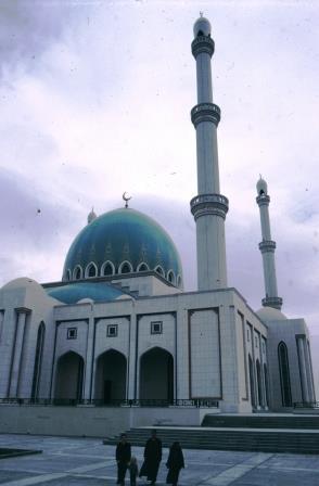 Ashgabat 22 - mosque